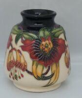 Moorcroft Anna Lily Vase 198/3 - designed by Nicola Slaney - original sales l...