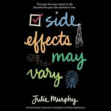 Side Effects May Vary by Julie Murphy 2014 Unabridged CD 9781482992533