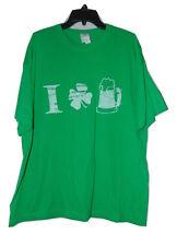 Ireland Irish Beer T-shirt Size Xl Nwot I Shamrock Beer