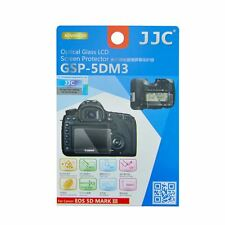 JJC GSP-5DM3 Ultra-Thin Optical Glass LCD Screen Protector for Canon 5D Mark III
