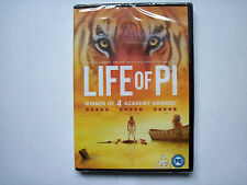 Life Of Pi - DVD - *New and Sealed*