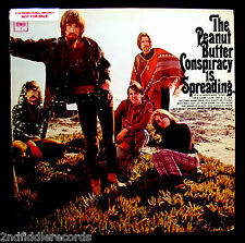 THE PEANUT BUTTER CONSPIRACY-IS SPREADING-Rare Psych DJ Album-COLUMBIA #CL 2654
