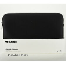 """Incase Classic Sleeve Case Cover For Macbook Pro 15"""" (Black INMB100256-BKB)"""