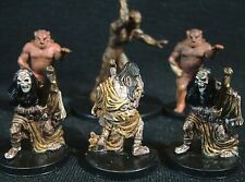 Dungeons & Dragons Miniatures Lot -  Zombie Encounters !!  s65