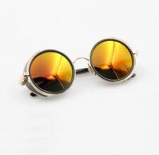 HELLSING Anime Alucard Vampire Hunter Tailored Cosplay Glasses Orange Sunglasses