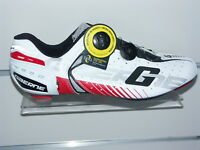 CHAUSSURES DE CYCLISME ROUTE GAERNE COMPOSIT G-CHRONO RED POINTURE 43 NEUVES !