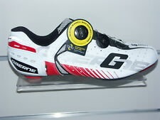 CHAUSSURES DE CYCLISME ROUTE GAERNE COMPOSIT G-CHRONO RED POINTURE 44 NEUVES !