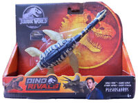 New PLESIOSAURUS - Jurassic World Park Savage Strike Dino Rivals -Free Shipping