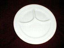 Wellsville Restaurant Ware ALL WHITE Grill Plate/s