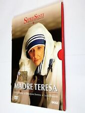 Madre Teresa (Biografico 2003) DVD serie TV Olivia Hussey, Sebastiano Somma