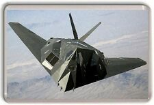 Lockheed F-117 Nighthawk Fridge Magnet 02