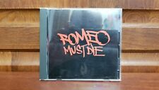 CD Promo Romeo Must Die Mixtape Aaliyah DMX Ginuwine BG Destiny's Child