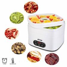 Aicok Déshydrateur de Nourriture, 250W Minuterie Déshydrateur de Fruits