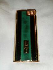 Vintage Colibri Art Deco Style Butane Lighter