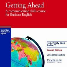 Getting Ahead Home Study Audio CD: A Communication Skills Course for Business En