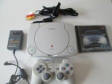 Sony Playstation 1 PS 1 console Slim Bundle (SCPH - 100) NTSC - (importazione Japan J)