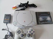 Sony Playstation 1 PS 1 Console Slim Bundle (SCPH-100) NTSC-J (Japan Import)