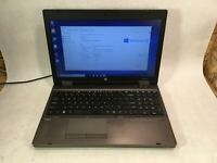 "HP ProBook 6560b 15.6"" Laptop Intel Core i5 2.3GHz / 4GB / 160GB / Windows 10"