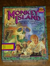 The Secret of Monkey Island (PC: Windows) Big Box