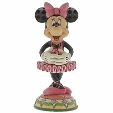 Disney Traditions 6000947 Beautiful Ballerina Minnie Mouse Nutcracker Figurine