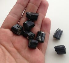 Black Tourmaline Crystals  (4 to 6g) From Skardu Pakistan