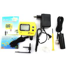 LCD Digital PH & TEMP Meter Water Quality Monitor Test for Aquarium Hydroponics