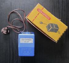 TRIX EXPRESS 539 Trafo Siemens-Schuckert Transformator Lichttrafo Zubehör in OVP