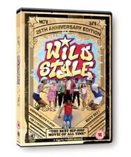 WILD STYLE (1982) 25TH ANNIVERSARY SPECIAL EDITION DVD