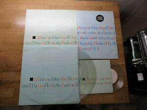 """Ultravox - One small day collection  2 X 12"""" + Clear 12""""/7"""" 1984 VOXX2 All  EX"""