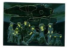 Comic Images 1996 Masters of Japanimation Magnachrome Box Topper Bonus Card