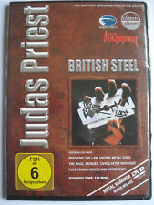 BRITISH STEEL  __  DVD  __  JUDAS PRIEST  __  METAL HAMMER EDITION