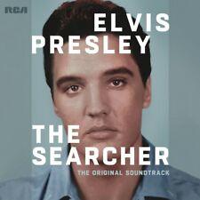 ELVIS PRESLEY THE SEARCHER ORIGINAL SOUNDTRACK CD (Released April 6th 2018)