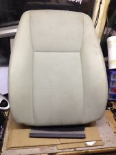 SAAB 9-3 passeggeri in posizione verticale del sedile anteriore sinistro Copertura crema-beige mezza pelle