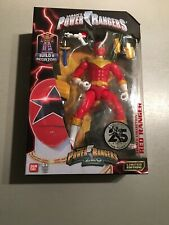 FREE SHIP 2017 SABAN'S POWER RANGERS LEGACY COLLECTION DINO THUNDER RED RANGER