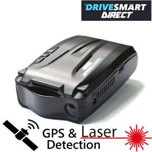 Drivesmart Evo GPS and Laser Speed Camera Detector Free Lifetime Updates