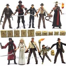 "10x 3.75"" Indiana Jones WILLIE SCOTT TEMPLE GUARD OF DOOM Short round figure Toy"