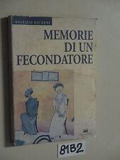 Goldoni MEMORIE DI UN FECONDATORE (81 B 2)
