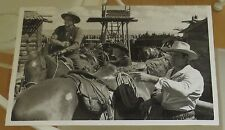 Fifteen Bullets From Fort Dobbs 7x10 B&W Movie Still Photo Clint Walker 1958