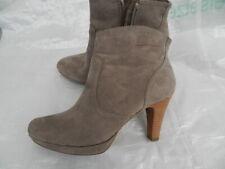 S.OLIVER Stiefeletten Boots Absatz Stiefel Pepper Gr.40 wNEU!