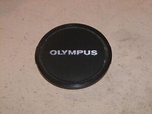 Genuine Olympus 55mm lens cap in very good condition