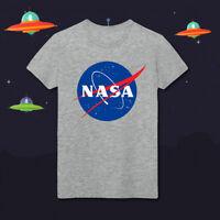 NASA Space Logo Earth Shuttle Sci Fi Gift Idea Sale Bargain Price HD58 T-Shirt