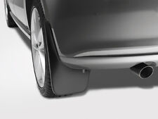 BRAND NEW GENUINE VW Polo Rear Mudflaps 2009 - 2014 (6R) SHORT
