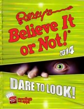 Ripley's Believe It or Not! 2014, Ripley, Robert Leroy, Very Good condition, Boo
