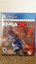 NBA 2K15 - PlayStation 4 (PS4)  , BRAND NEW SEALED