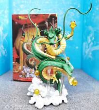 Anime Dragon Ball Z Shenron Figure Hand made doll model 15CM