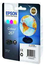 EPSON 267 color T2670 / C13T26704010 Original Tinte 6,7ml Füllmenge