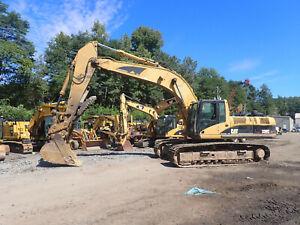 2006 CAT 330CL Hydraulic Excavator NICE! THUMB A/C Q/C Caterpillar 330C