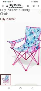 lilly pulitzer  Shade Seeker beach Chair ,new in box