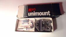 CB Unimount Mirror Mount for Radio Antenna Chrome Plated K40 USA NIB