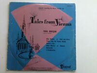 Tales from Vienna Russ Morgan& his Orchestra Festival 33rpm 10in1954